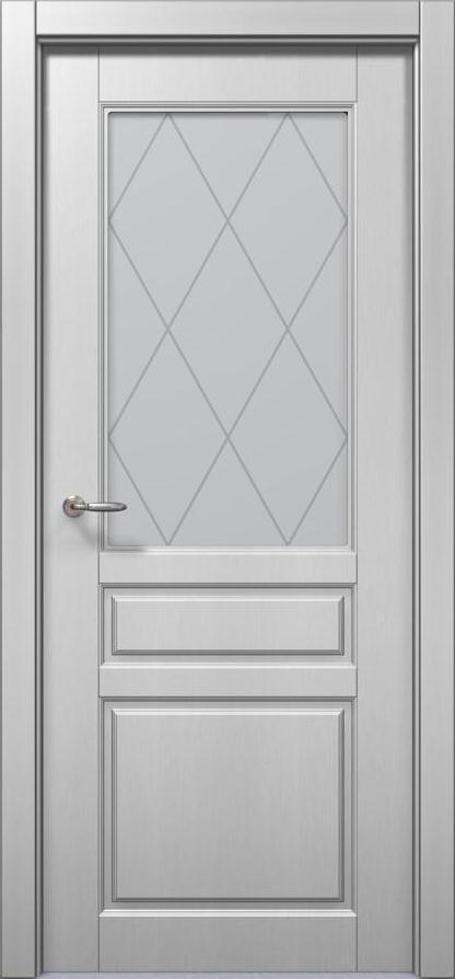 Межкомнатные двери из массива МДФ Идея LUX